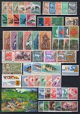 Indonesia Selection of Sets + Souvenir Sheets All MNH CV$120