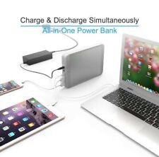 Power Bank Charger Portable Battery Pack 36000mAh Laptop TSA Approved Travel