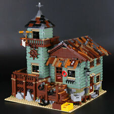 16050 MOC Series 21310 Old Fishing Store Set Building Blocks Bricks 2294pcs Gift
