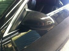 BMW CF CARBON FIBER FULL REPLACEMENT (1X1 WEAVE) MIRROR COVERS FOR E82 1M
