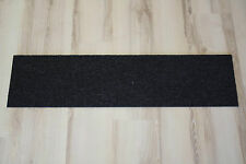 Alfombra Azulejo Domo Diva 25x100 cm 966 Negro Bohle vestíbulo