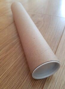 Strong Cardboard Postal Tubes A3/A4 (330mm x 50mm)