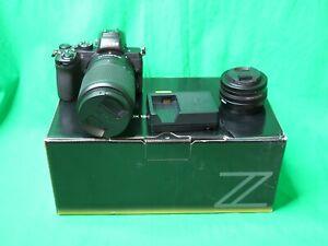 Nikon Z 50 20.9MP with 16-50mm + 50-250mm Lenses Kit