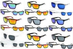 Sunglasses Driving Sport Outdoor Sports Fishing Eyewear Mens Women's 19 Color