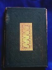 THE POETRY OF NATURE ILLUSTRATED Harrison Weir Antique London Sampson Low1861 HC