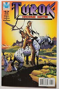 Turok, Dinosaur Hunter #43 (May 1996, Acclaim / Valiant) VF/NM