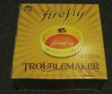 Firefly Serenity Troublemaker ceramic pet food bowl dish loot pets