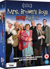 Mrs Browns Boys Really Big Box Series 1 to 3 + Christmas Specials DVD