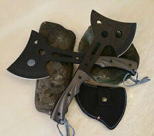 Ultimate Survival-Hunting Axe, Camping Trip Hand Tool, Tactical Axe -FD31BK
