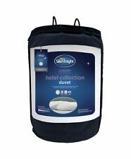 Silentnight Hotel Collection 10.5 Tog Duvet - Double, White (443593GE)