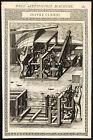 Antique Print-HAULING DEVICE-HOIST-HARBOUR-CLXXIII-Ramelli-Bachot-1588
