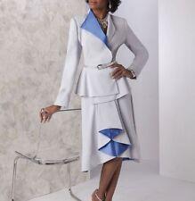sz 26 Saylor Skirt Church Suit by Ashro new