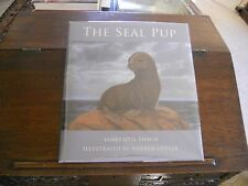 THE SEAL PUP by James Otis Thach, 1st/1st print (2010, HCDJ)