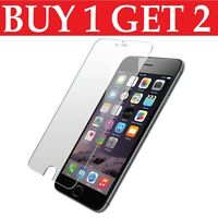 100% GENUINE TEMPERED GLASS FILM SCREEN PROTECTOR FOR APPLE IPHONE 6S - DA