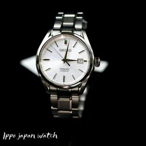 Seiko PRESAGE SARX055 Mechanical Silver Dial 100% GENUINE PRODUCT Japan watch