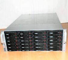 Bluechip STORAGELine INTEL XEON 5506 Quad Core 2,13GHz f. 24x HDD, Rack Server