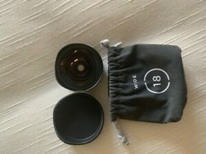 Moment M-Mount lens for phone, Wide Angle 18mm