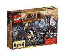 LEGO The Hobbit Flucht vor den Mirkwood Spinnen (79001)