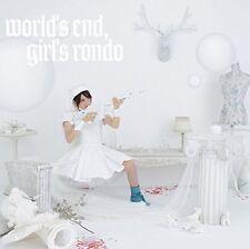 KANON WAKESHIMA-SELECTOR INTRO THEME: WORLD'S END, GIRL'S RONDO-JAPAN CD C15