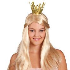 Krone Amy für Kinder, gold Krönchen Diadem