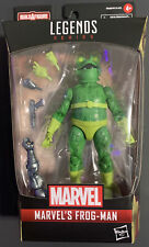 MARVEL LEGENDS SPIDER-MAN FROG-MAN STILT MAN BAF WAVE IN HAND!