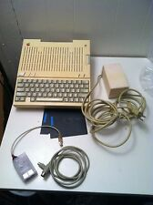 Apple IIc starter kit WORKING CPU, power block, startup disks, USB-serial cables