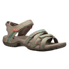 0f87b342c5b Teva Tirra Womens Footwear Sandals - Taupe Multi All Sizes UK 5