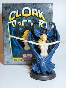 Bowen Designs Marvel Cloak and Dagger Mini Bust #107 - Low number!