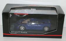 Minichamps 1/43 McLaren F1 roadcar blue metallic