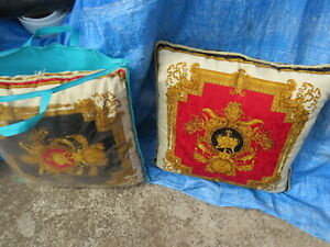 2x Versace Style  Pillow Cushion Cover 60*60 made in Australia