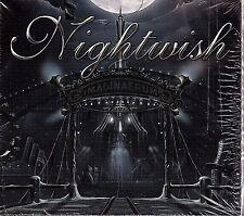 New! NIGHTWISH Imaginaerum 2 CD Set Import Finland Symphonic Heavy Metal
