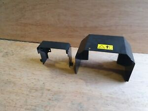 Rear PTO guard for New Holland TC21/24