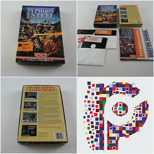 Commodore 64 Disk Game Typhoon Of Steel A SSI Game