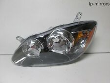2005-2008 TOYOTA COROLLA XRS HEADLIGHT 20-6236-CO-1N LH LEFT DRIVER SIDE