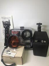 Ikelite Digital Underwater Camera Case Fully Functional
