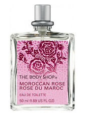 The Body Shop Moroccan Rose Eau De Toilette 1.69 oz 50ml RARE New