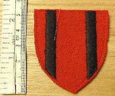 WW2 Military British Royal Engineers Training Cloth Formation Badge (3833)