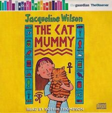 JACQUELINE WILSON<>THE CAT MUMMY<>READ BY SOPHIE THOMPSON<>PROMO CD ~