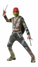 Rubie's Costume Kids Teenage Mutant Ninja Turtles 2 Value Raphael Costume, Large
