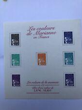 timbres france neufs blocs feuillets YT 41 Année 2001 Qualité Luxe