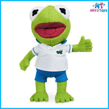 "Disney Muppet Babies Kermit 12"" Plush Doll Soft Toy brand new with tag"