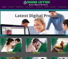 money making internet Clickbank affiliate website business for sale