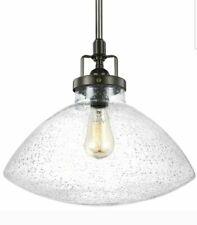 Sea Gull Lighting 6514501-782 Belton Pendant Light, Heirloom Bronze
