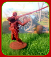 *Barzso*Napoleonic Battle New Orleans English casualty 54mm New fr bag Marx size