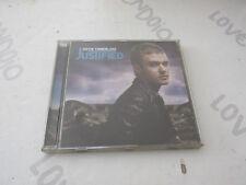 Justin Timberlake - JUSTFIED  solo custodia e libretto no CD