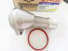 OEM Cooling Water Inlet Cover Ring 2P Ssangyong Musso (Sports) Istana 6612033274