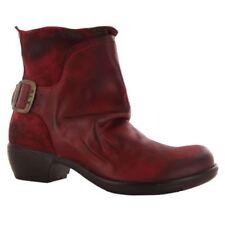 Stivali e stivaletti da donna rossi marca FLY London Materiale 100 % pelle
