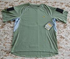 OD Ironclad Dri-T Shirt Custom Sleeves L NSWDG DEVGRU SEAL NSW