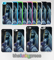 Goth Disney Princess iPhone 5 5s 5c 6 6s 6 Plus SE 7 8 Hard Back Cover Case