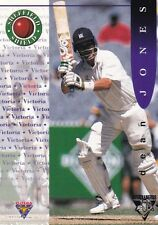 1995 Futera Sheffield Shield Cricket Card #23 Dean Jones
